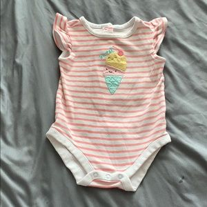 Gymboree Bodysuit Tank